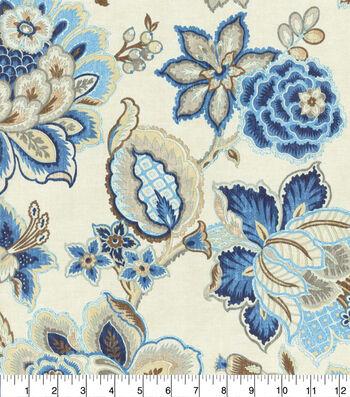 Waverly Upholstery Fabric 54''-Luna Sri Lanka Rose
