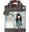 Simply Gorjuss Urban Stamps-The White Rabbit, 12 Images
