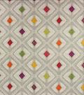 Richloom Studio Outdoor Fabric 54\u0022-Moissanite Carmine