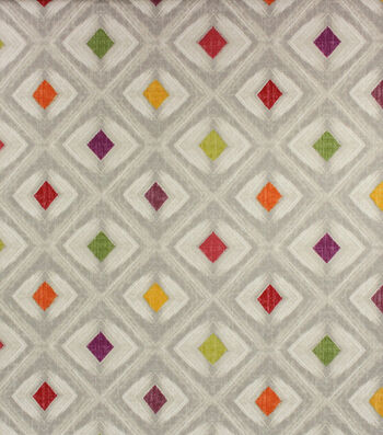 "Richloom Studio Outdoor Fabric 54""-Moissanite Carmine"