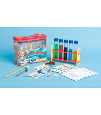Busy Kids Learning Come to your Senses Lab in a Bag