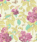 Home Essentials Lightweight Decor Fabric 45\u0022-April In Paris Sugarplum