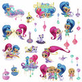 York Wallcoverings Wall Decals-Shimmer and Shine
