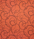 Home Decor 8\u0022x8\u0022 Fabric Swatch-Upholstery  Barrow M8709-5434 Maraschino