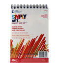 Simply Art Drawing Pad 6\u0022X9\u0022-100 Sheets
