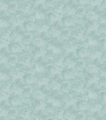 "Susan Winget Cotton Fabric 44""-Blue Texture"