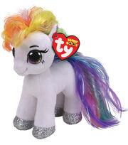 Ty Inc. Beanie Boos Regular Starr Pony-White, , hi-res