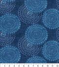Ellen DeGeneres Upholstery Fabric 54\u0027\u0027-Indigo Pasadena