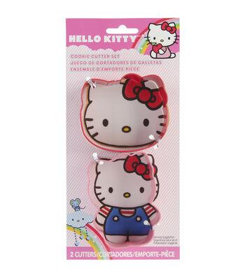 Wilton Hello Ktty-Cookie Cutter Set
