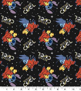 Disney Lilo & Stitch Cotton Fabric-Beyond Cool