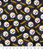 Pittsburgh Steelers Flannel Fabric Tie Dye, , hi-res