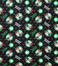 Boston Celtics Cotton Fabric 44\u0022-Logo on Black