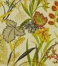 Waverly Sun N Shade Outdoor Fabric 54\u0022-Fishbowl/Seeweed