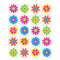 Teacher Created Resources Fun Flowers Stickers 12 Packs