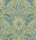 Home Decor 8\u0022x8\u0022 Fabric Swatch-Waverly Swept Away Chambray