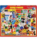 White Mountain Puzzles 1000 Pieces 24\u0027\u0027x30\u0027\u0027 Jigsaw Puzzle-Game Pieces