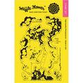 Waffle Flower Crafts 10 pk 4\u0027\u0027x6\u0027\u0027 Clear Stamps-Layering Marble