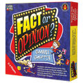Fact or Opinion—Smart Shopper Game, Red Levels 2.0-3.5