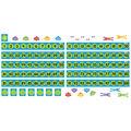 Frog Pond Number Line 0-100 Bulletin Board Set, 2 Sets