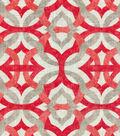 Waverly Multi-Purpose Decor Fabric 54\u0022-Compton Strawberry