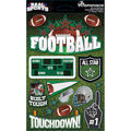 Reminisce Real Sports Dimensional Stickers Football