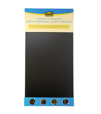 "Chalkboard Sheet 12""X24""-Black"