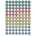 Creative Teaching Press Bold Bright Dazzling Dots Hot Spots 86 Packs