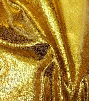 Mystique Fabric -Gold