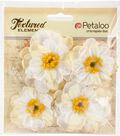 Botanica Ruffled Peony-White