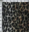 Blizzard Fleece Fabric 58\u0022-Leopard