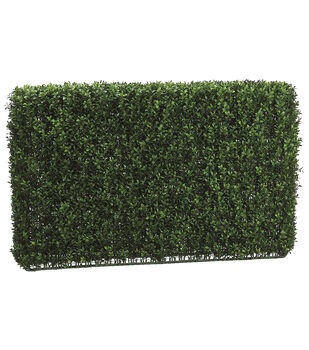 Bloom Room Luxe 24'' Boxwood Hedge-Green