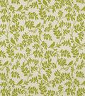 Home Decor 8\u0022x8\u0022 Fabric Swatch-Print Fabric Nautica Botany Flora Leaf