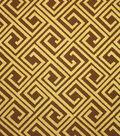 Home Decor 8\u0022x8\u0022 Fabric Swatch-Upholstery Fabric Barrow M8390-5770 Palm