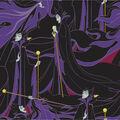 Disney Maleficent Cotton Fabric-Evil