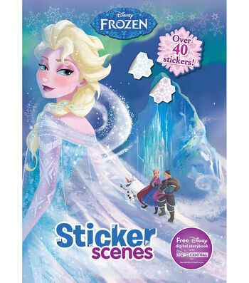 Parragon Disney Frozen Sticker Scenes Kit