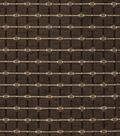 Home Decor 8\u0022x8\u0022 Fabric Swatch-Print Fabric SMC Designs Peggy Truffle