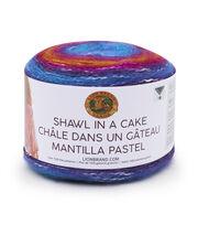 Lion Brand Shawl in a Cake Yarn, , hi-res