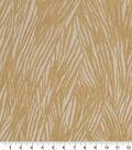 Robert Allen @ Home Upholstery Swatch 55\u0022-Kashgar Amber