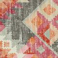 Richloom Multi Purpose Fabric-Crimsco Flamingo