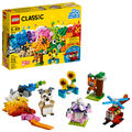 LEGO Classic Bricks & Gears Set