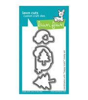 Lawn Fawn Lawn Cuts Custom Craft Die-Happy Trails, , hi-res