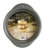 "Wilton Ever-Glide Non-Stick 9"" Round Pan, , hi-res"