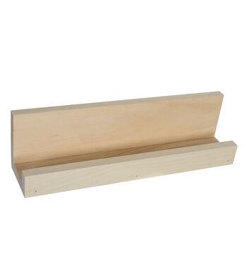 Hang-Shelf Photo Ledge-15''