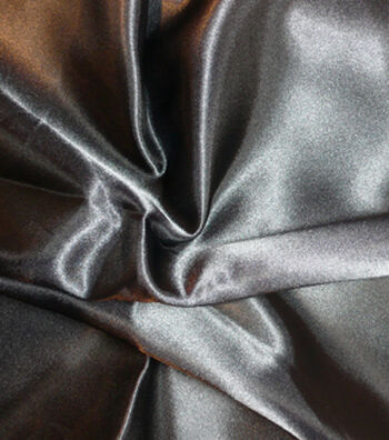 "Casa Collection™ Satin Fabric 58""-Total Eclipse"