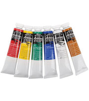 Winsor & Newton Artist's Water Mixable Oil Paint Starter Set 21ml 6Pk, , hi-res