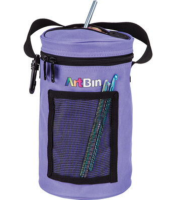 "ArtBin Mini Yarn Drum 5.7""X9.5""-Periwinkle"