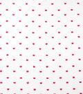 Home Decor 8\u0022x8\u0022 Fabric Swatch-Print Fabric Eaton Square Copy Fushcia