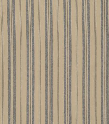"French General Multi-Purpose Decor Fabric 54""-Bountiful/Indigo"