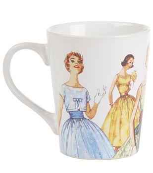 Simplicity Vintage Coffe Mug