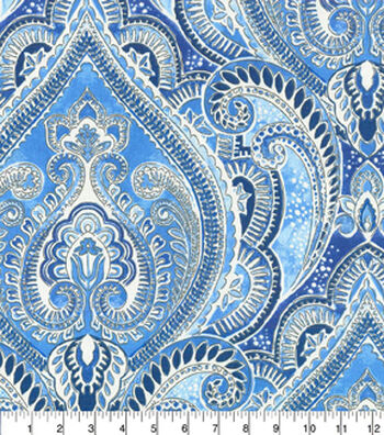 """Kelly Ripa Home Multi-Purpose Decor Fabric 54""""-Pretty Witty Luna"""